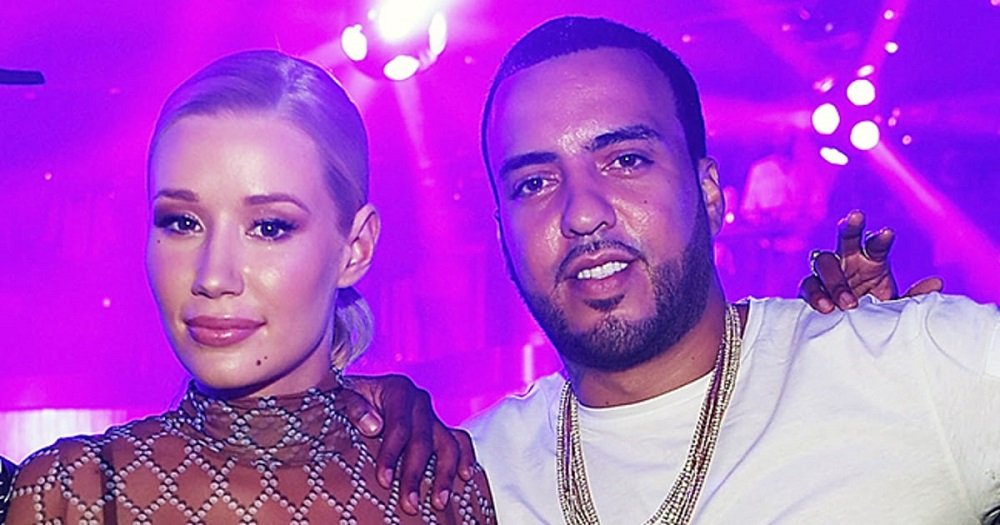 Iggy Azalea, French Montana keep rumors alive and Jennifer Lopez with Marc Anthony 2016 gossip