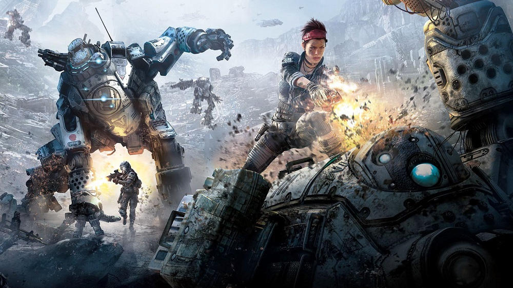 gamer weekly titanfall 2 beta and metal gear survive 2016 images