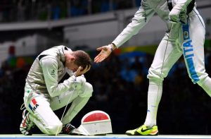 2016 rio olympics TOPSHOT-FENCING-OLY-2016-RIO