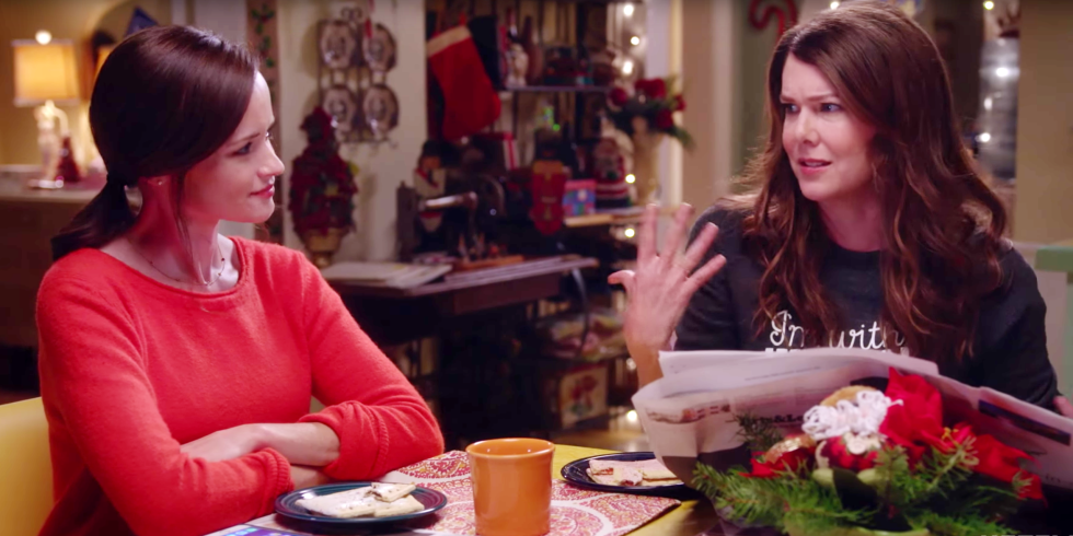 'Gilmore Girls' latest trailer hits for 4 episode run on Netflix 2016 images