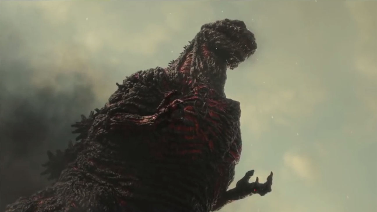 gozilla resurgence trailer images