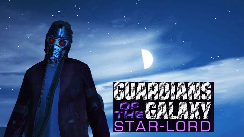 Guardian of the Galaxy's Starlord is a Son of a 2016 images