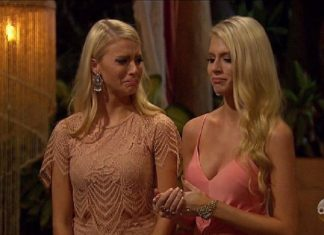 haley and emily twins leave bachelor in paradise