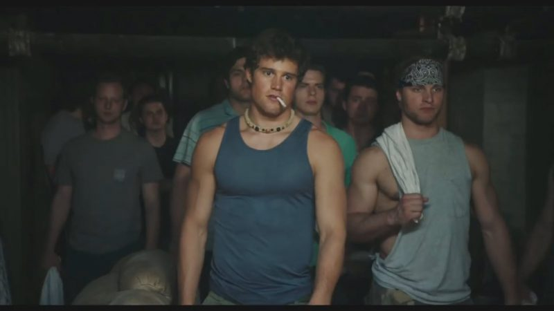 hot frat boys getting gay in goat movie