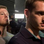 jack conger and gunnar bentz head home but robbery scandal just beginning 2016 images