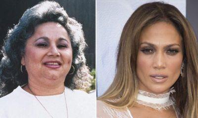 jennifer lopez taking on cocaine grandmother 2016 gossip
