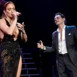 jennifer lopez with marc anthony on stage 2016 images