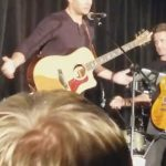 jensen ackels with guitar