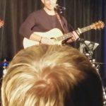 jensen ackles smiling guitar