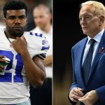 Jerry Jones not high on Ezekiel Elliott's weed shop stop
