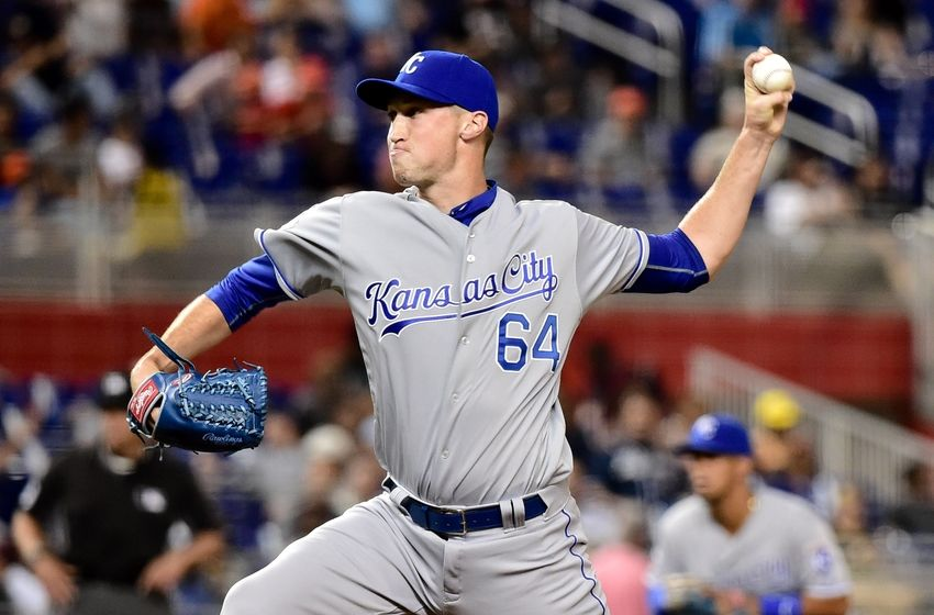 kansas city royals on a role in mlb