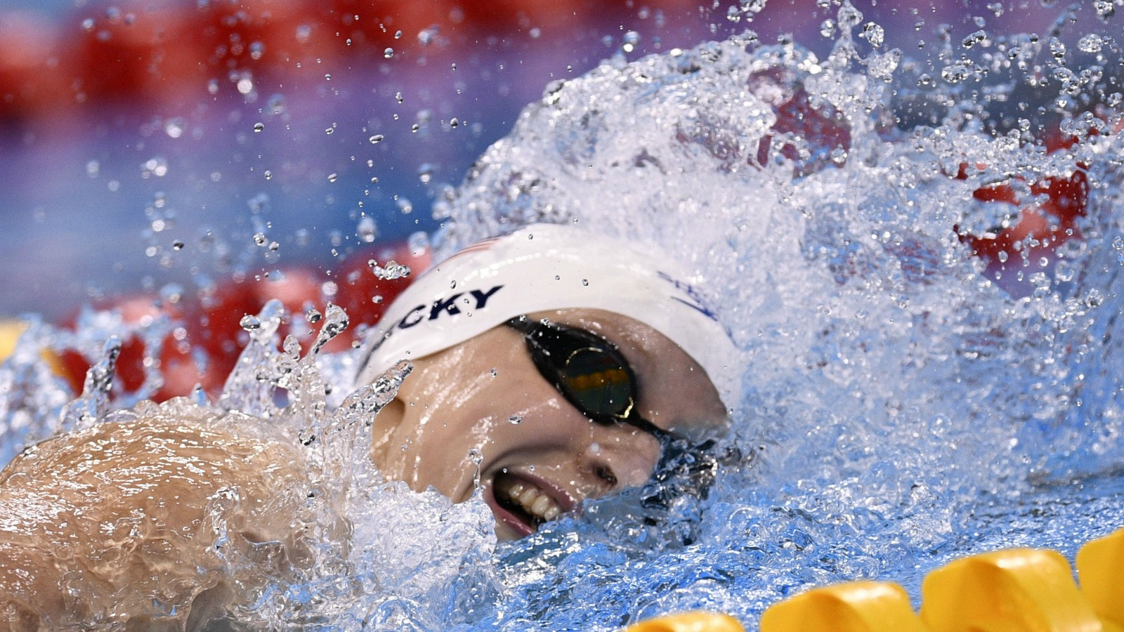 katie ledecky back for friday swimming olympics