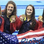 Katie Ledecky wins third gold medal at Rio Olympics