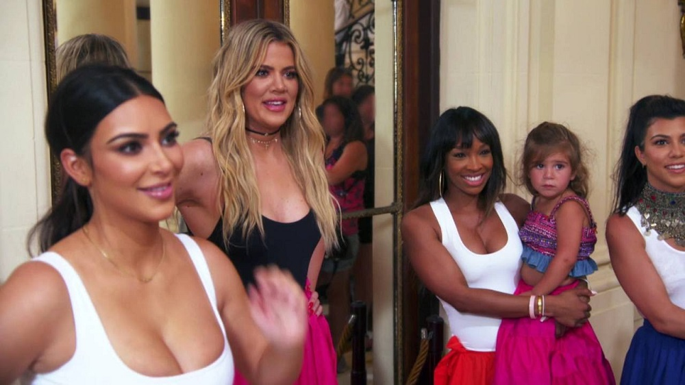 'Keeping Up with the Kardashians' 1213 Havana Good Day until Kylie's Puma deal 2016 images