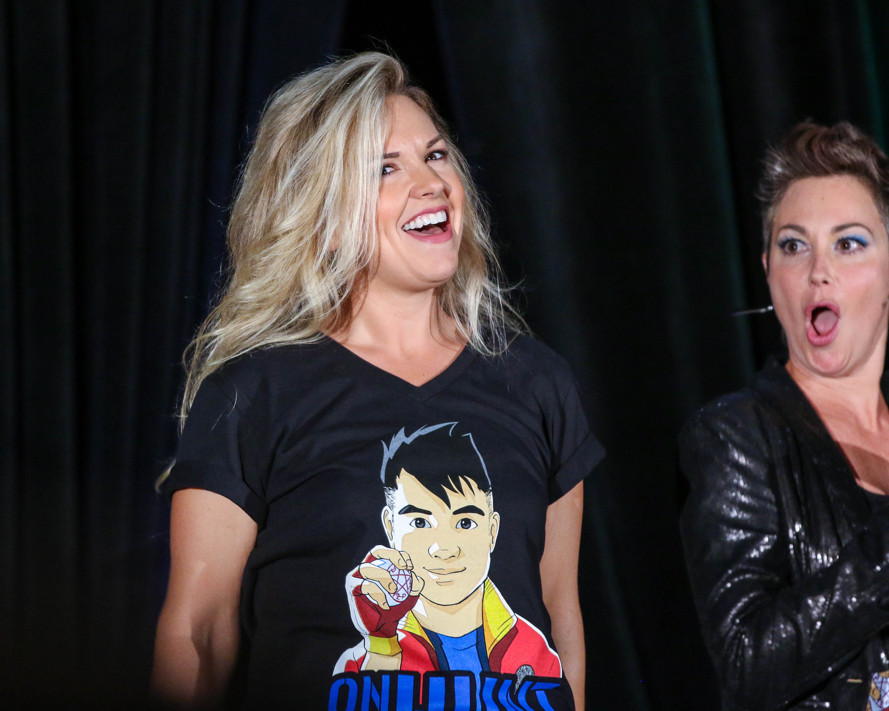 kim rhodes and briana buckmaster supernatural
