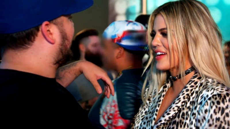 kuwtk rob kardashian getting gay with khloe 2016