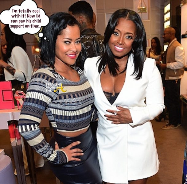 lisa wu with keisha knight pullam