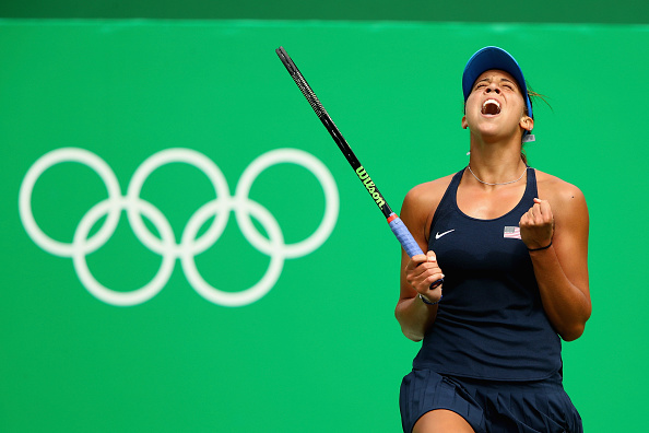 madison keys loses at rio olympics