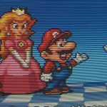 mario world land retro gaming fever