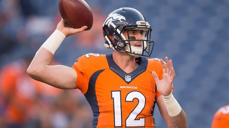 mark sanchez helping paxton lynch starting shot