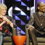 martha stewart teams up with snoog dogg 2016 images