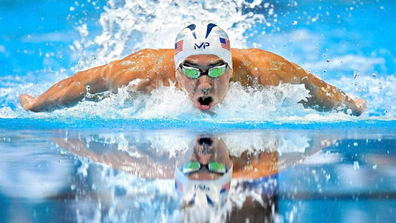 michael phelps rio olympics swim