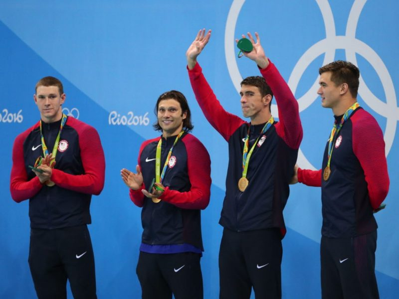 michael phelps usa swim tam