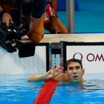 michael phelps winning gold more