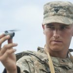 Poke-Drones for the Military