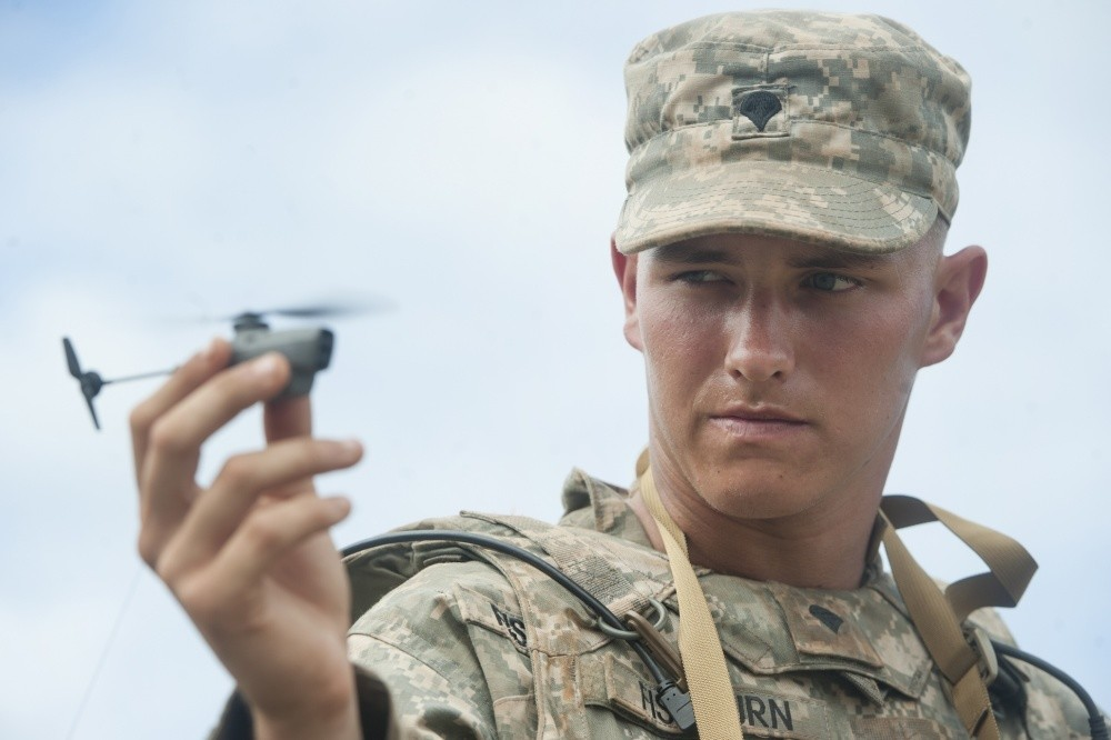 Poke-Drones for the Military 2016 images tech