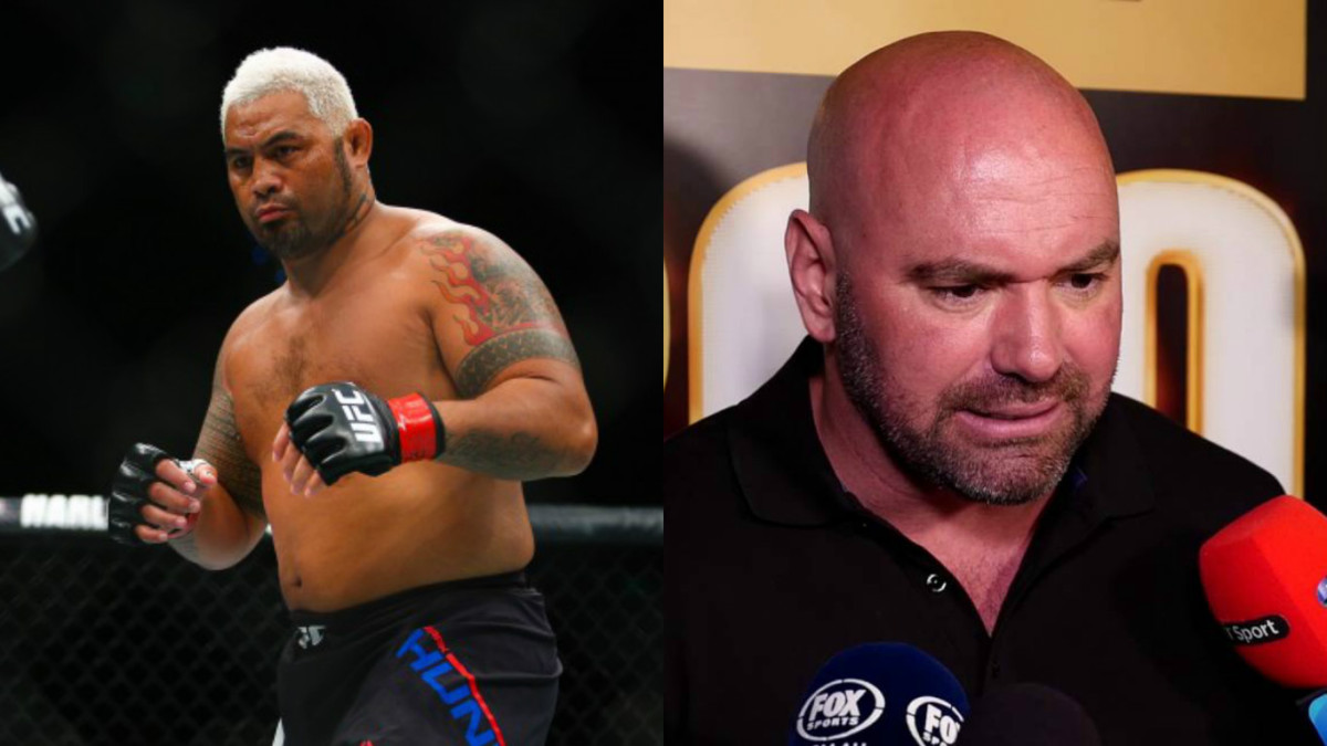 MMA Mark Hunt pushing for UFC Fighters Union 2016 images