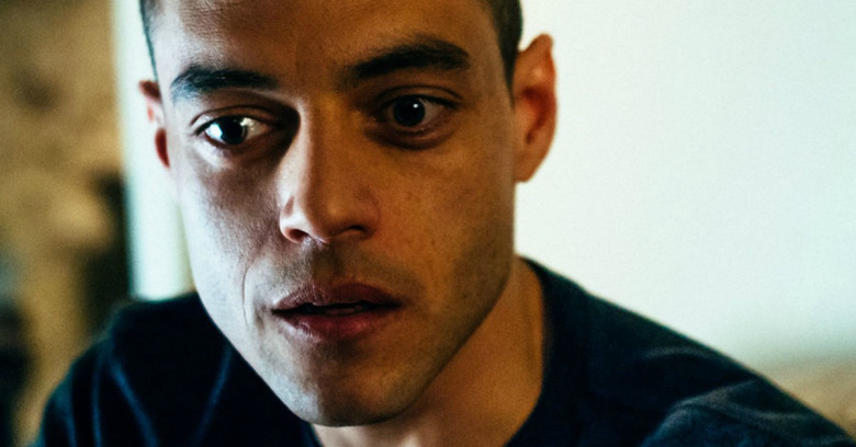 mr robot rami malek images