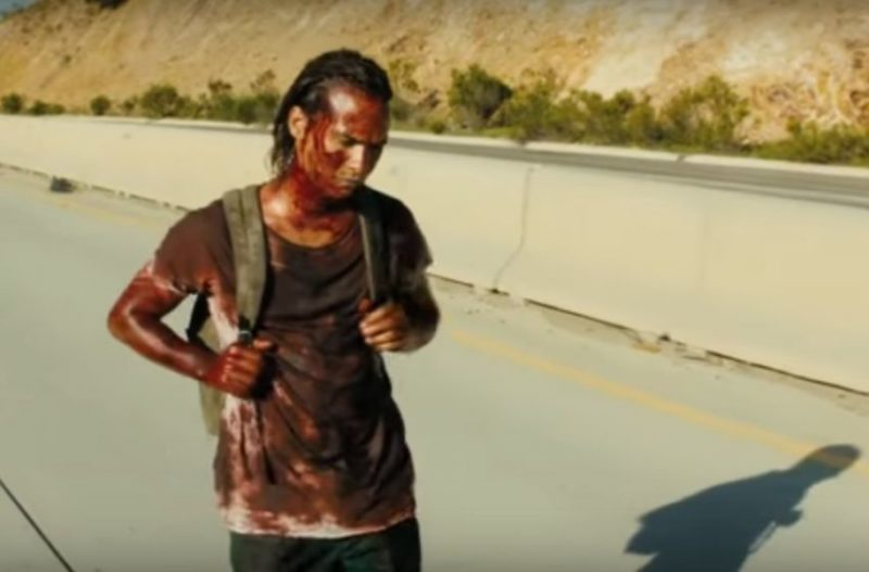 nick all along on fear the walking dead 208