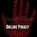 online piracy for dropbox