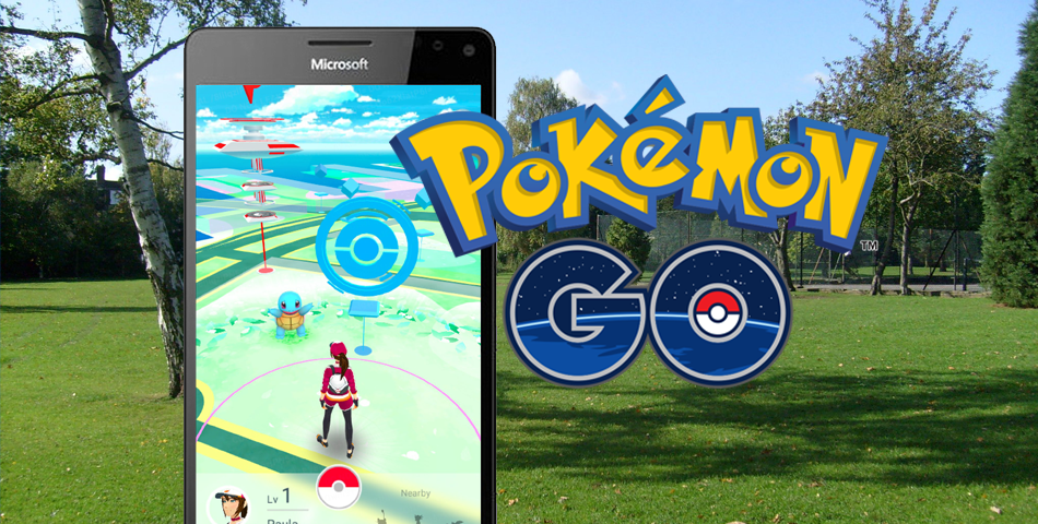 pokemon go jumps to windows phones 2016 images