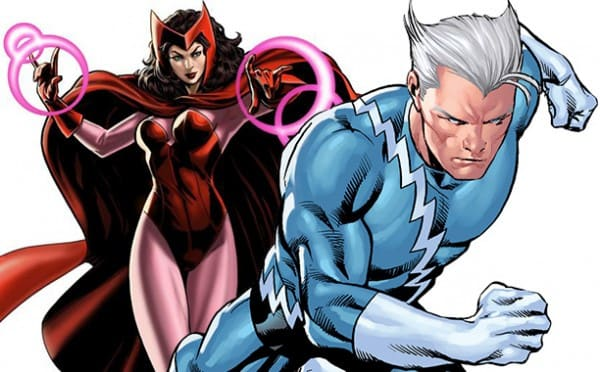 quicksilver and scarlet witch film