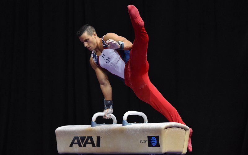 rio olympics mens gymnastics