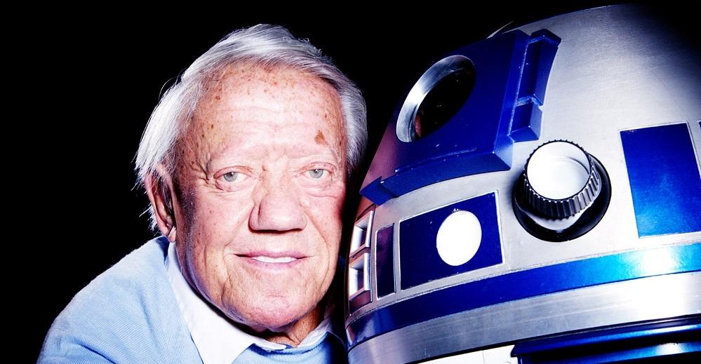 RIP Kenny Baker aka R2-D2 dies at 83 2016 images