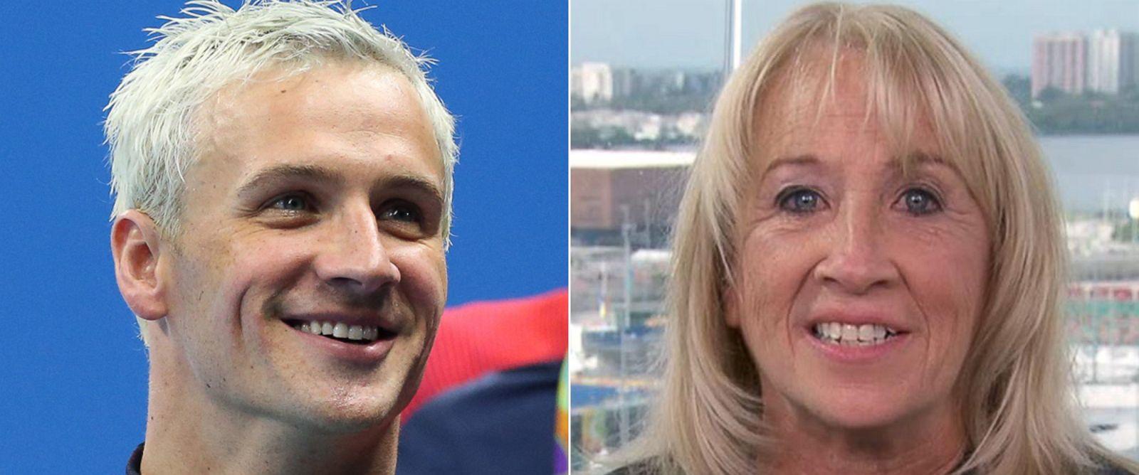 ryan lochte can't bury story his mom told press