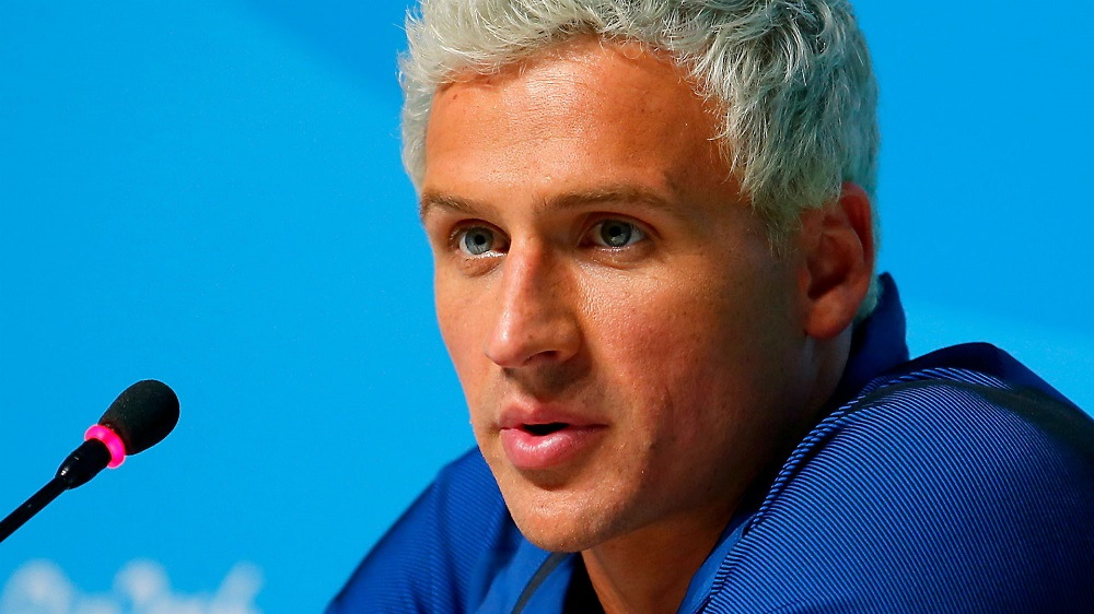 Ryan Lochte finally apologizes but doesn't admit to lying 2016 images