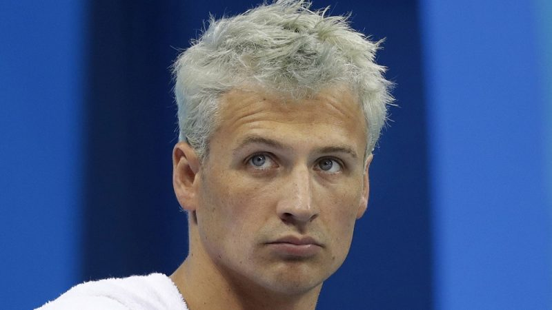 Ryan Lochte turns into the 'Ugly American' 2016 images