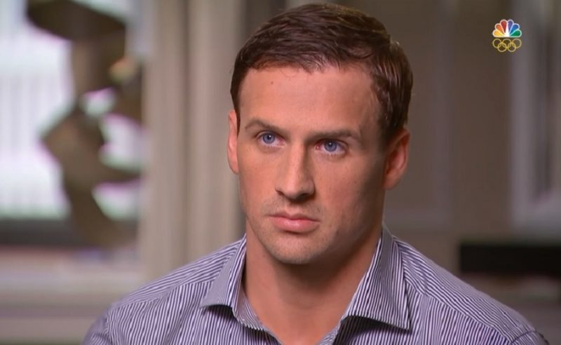 ryan lochte wont say lied in interview 2016 images