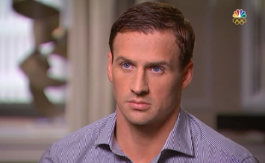 Ryan Lochte Matt Lauer interview proves silence better than defiance 2016 images