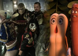 sausage party cant top suicde squad at box office 2016 images