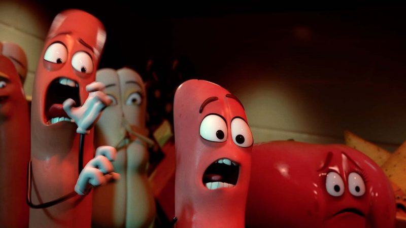 sausage party images