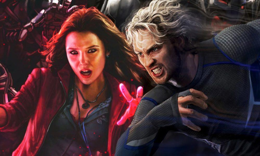 Quicksilver And Scarlet Witch Lovers Separation anxiety for...