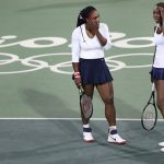 serena and venus williams lose rio olympics