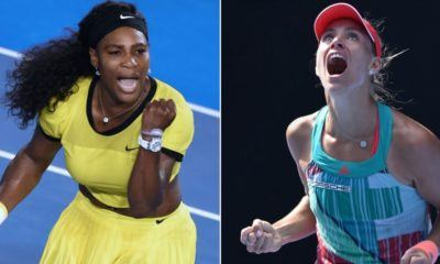 serena williams and angelique kerber not alone for no 1 spot 2016 images