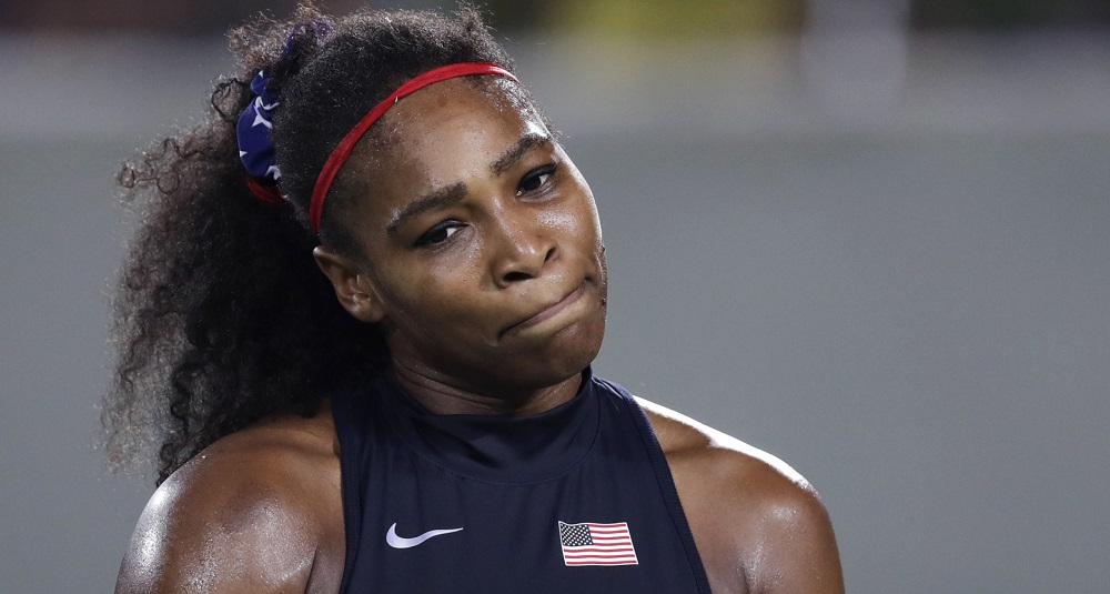 Serena Williams world no 1 ranking at stake in cincinnati 2016 images