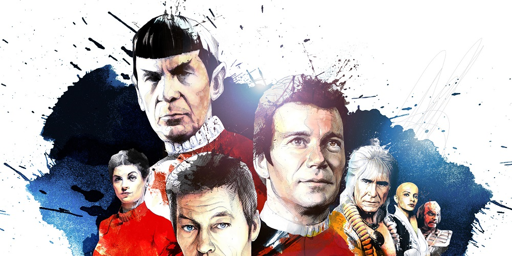 star trek happy 50th anniversary